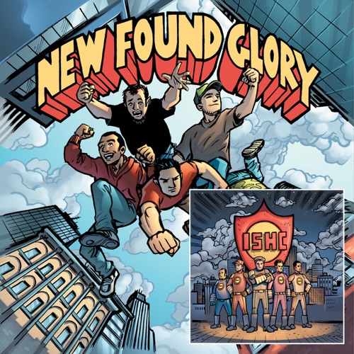 New Found Glory & International Superheroes Of Hardcore - Tip of the Iceberg / Takin' It Ova! (Deluxe Version)