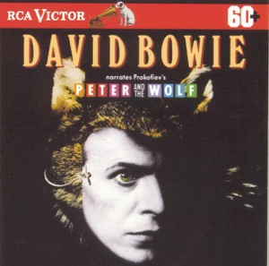 David Bowie, Eugene Ormandy & The Philadelphia Orchestra - Peter and the Wolf, Op. 67: The Bird