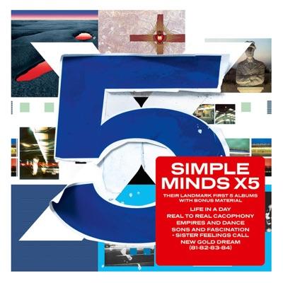X5 - Simple Minds