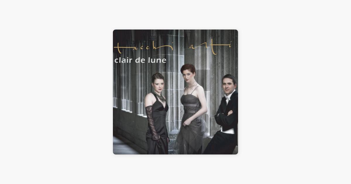 Clair De Lune by Tacchi Alti, Barbara Bossert, Kathrin Bertschi, Hannes  Bärtschi & Robert Koller