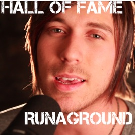 Hall of Fame (Acoustic Piano Version) - Single by RUNAGROUND