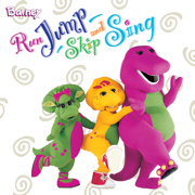 Barney's Run, Jump, Skip, and Sing - Barney - Barney