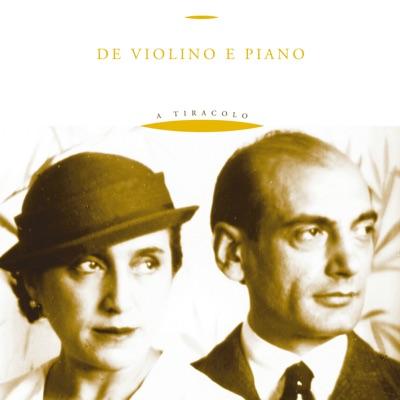 Varios Compositores: De Violino e Piano - Manuel Quiroga