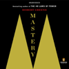 Robert Greene - Mastery (Unabridged)  artwork