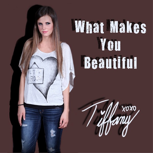 DOWNLOAD MP3: Tiffany Alvord - What Makes You Beautiful