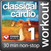 Classical Cardio, Vol. 1 - 30 Minute Non-Stop Workout - 136-151 BPM for Fast Walking, Jogging, Cardio Machines & General Fitness, Power Music Workout