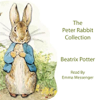 Beatrix Potter - The Peter Rabbit Collection (Unabridged)  artwork