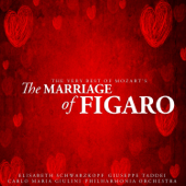 The Very Best Of Mozart's The Marriage Of Figaro-Philharmonia Orchestra, Philharmonia Chorus, Carlo Maria Giulini, Elisabeth Schwarzkopf, Giuseppe Taddei & Fiorenza Cossotto
