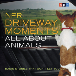 NPR Driveway Moments: All About Animals: Radio Stories That Won't Let You Go audiobook