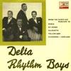 The Delta Rhythm Boys - Vintage Vocal Jazz  Swing No 124  EP Allouette  EP Album