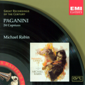 Great Recordings of the Century - Paganini: 24 Caprices for Solo Violin