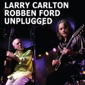 Larry Carlton - Hand in Hand with the Blues