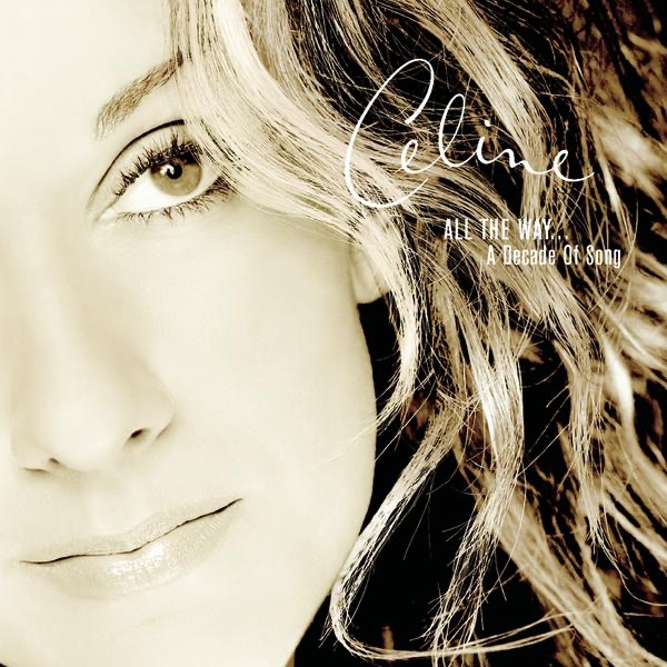Céline Dion mit Because You Loved Me