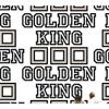 Golden King - EP ジャケット写真