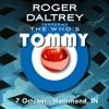 10/7/11 Live in Hammond, IN, Roger Daltrey