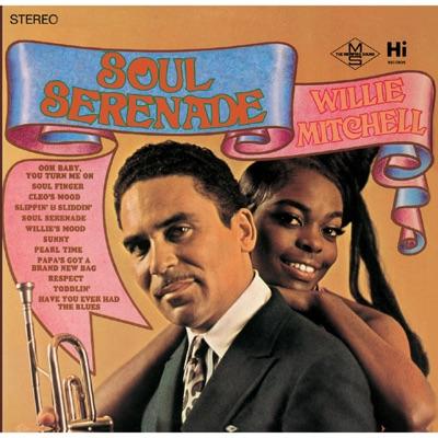 Soul Serenade - Willie Mitchell