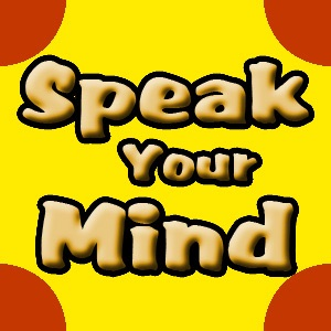 Speak Your Mind, with Mike James