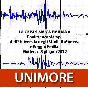 Crisi sismica emiliana: conferenza stampa [Video]