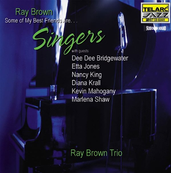 Ray Brown Trio & Diana Krall - I Thought About You