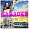 Karaoke - In the Style of Miranda Lambert