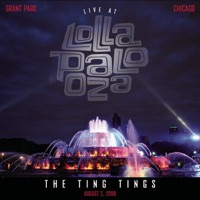 Live At Lollapalooza 2008: The Ting Tings Mp3 Download