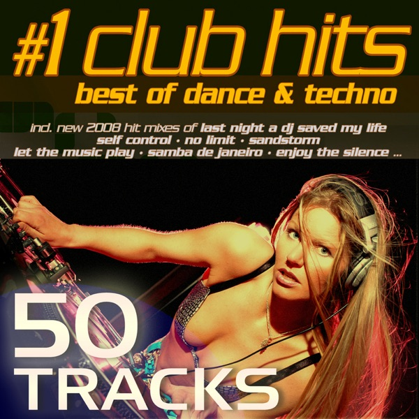 Various Artists - #1 Club Hits 2008 - Best of Dance & Techno (New Edition)