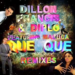 Que Que Remixes (feat. Maluca) - EP Mp3 Download