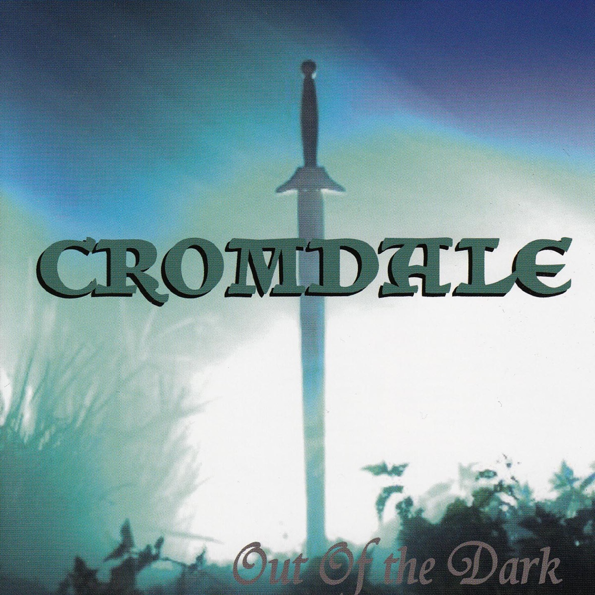 Out of the Dark Cromdale CD cover