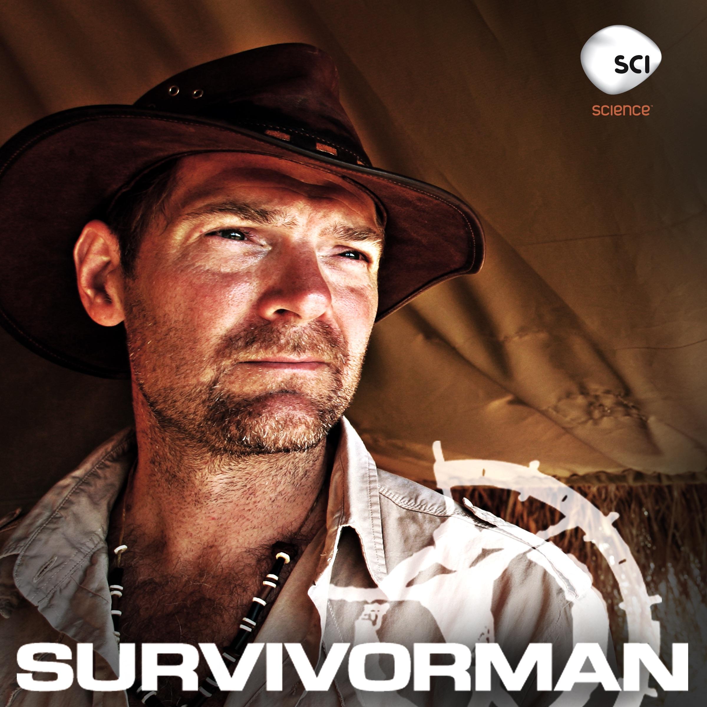 Survivorman, Season 4 On ITunes