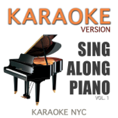 Talking to the Moon (Originally Performed By Bruno Mars) [Karaoke Piano Version]