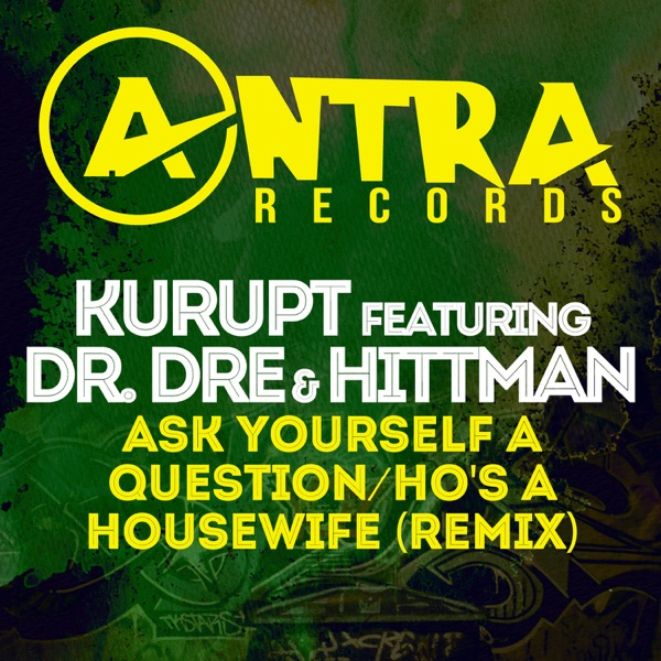 Ask Yourself a Question / Ho's a Housewife (Remix) [feat. Dr. Dre & Hittman] - EP