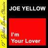 I'm Your Lover - Single ジャケット画像