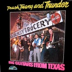 Big Guitars from Texas - The Lost Incas