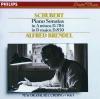 Schubert: Piano Sonatas Nos. 14 & 17 ジャケット写真