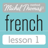Michel Thomas - Michel Thomas Beginner French Lesson 1 (Unabridged) artwork