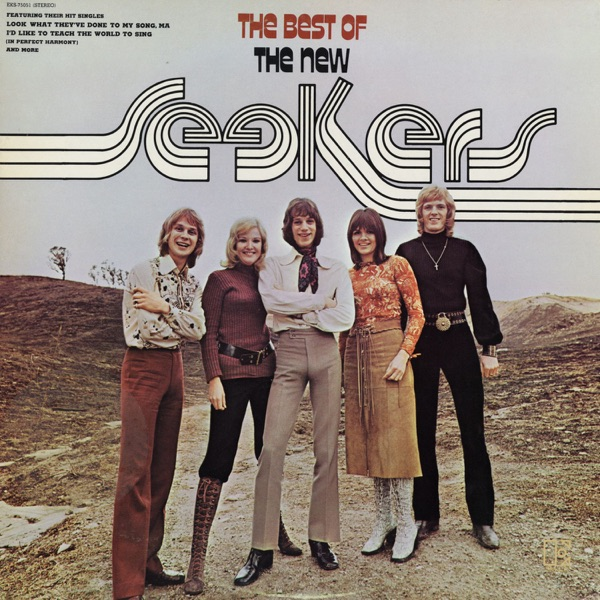 New Seekers - I'd Like To Teach The World To Sing