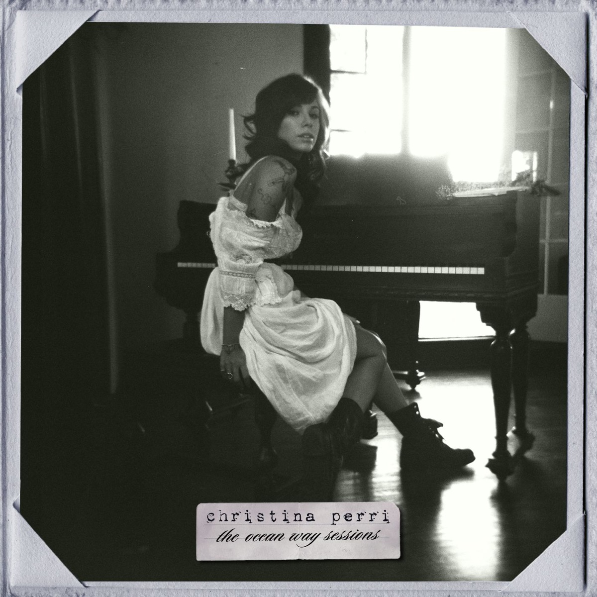 Christina Perri Arms Album Cover