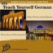 Teach Yourself German (English-German Beginners Audio Book)