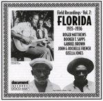 Field Recordings, Vol. 7: Florida (1935-1936)