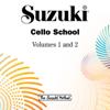 Tsuyoshi Tsutsumi - Suzuki Cello School, Vols. 1 & 2  artwork