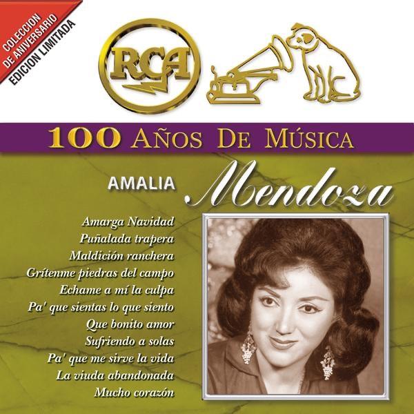 Resultado de imagen para Amalia Mendoza Lo Mejor Del Rca