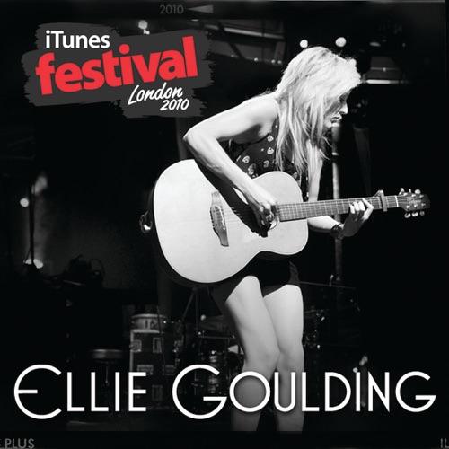 Ellie Goulding - iTunes Festival: London 2010 - EP
