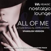 All Of Me Tribute To John Legend [Piano Karaoke Version] VIEL Lounge Band - VIEL Lounge Band