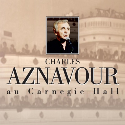 Charles Aznavour au Carnegie Hall - Charles Aznavour