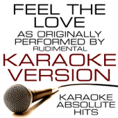 Feel the Love (As Originally Performed By Rudimental) [Karaoke Version]