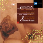 Thomas Zehetmair/City of Birmingham Symphony Orchestra/Sir Simon Rattle - Violin Concerto No. 1, Op.35: Cadenza (Vivace) - Allegro moderato - Lento assai