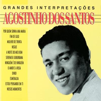As Grandes Interpretacoes de Agostinho Dos Santos - Agostinho dos Santos