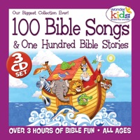 The Wonder Kids - 100 Bible Songs & 100 Bible Stories