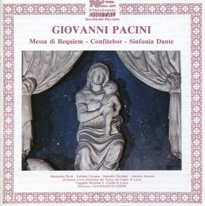 Varios Artistas - Pacini: Messa di Requiem, Confitebor & Sinfonia Dante