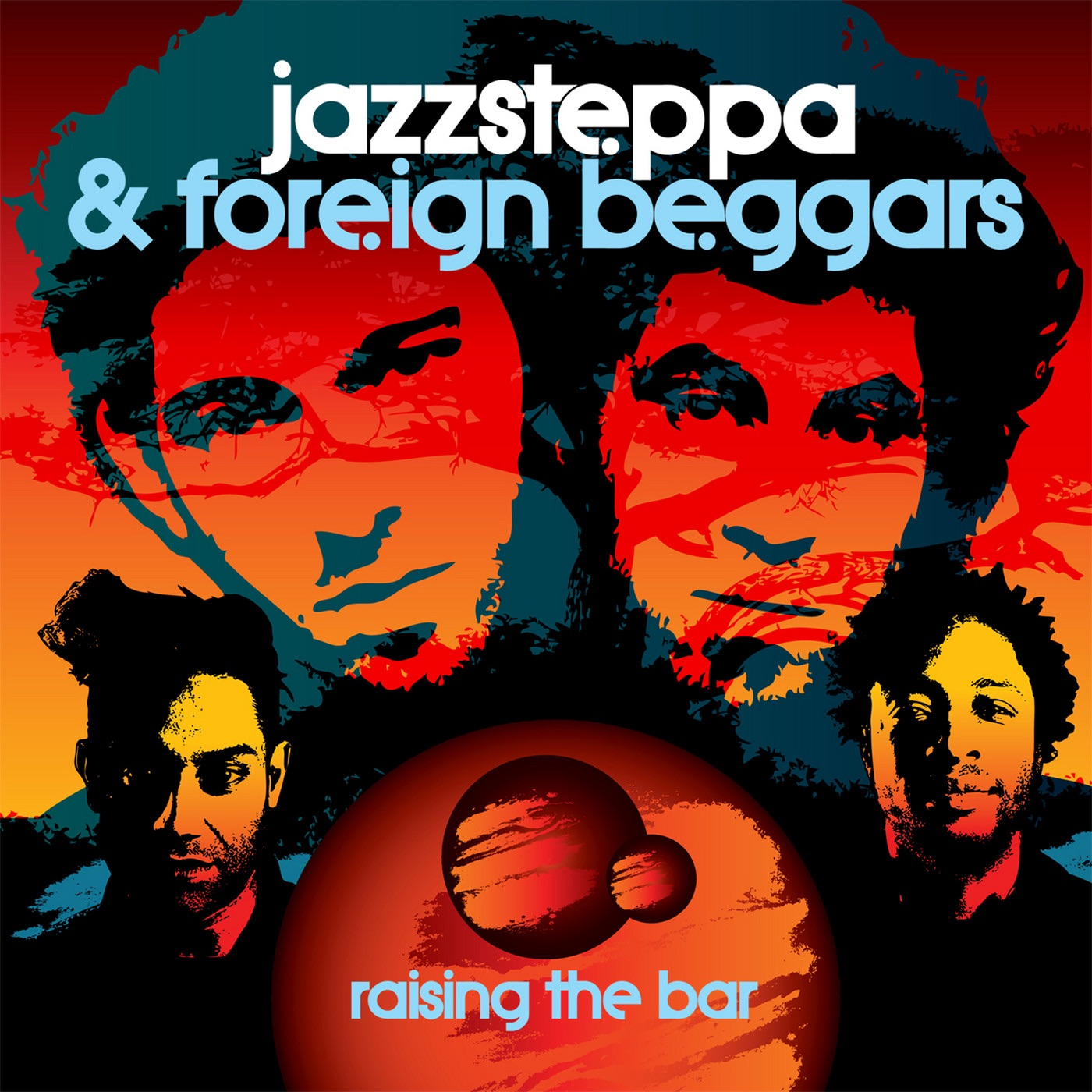 Raising the Bar (feat. Foreign Beggars) - EP